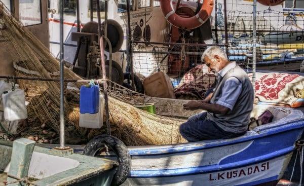 hdr balıkçı