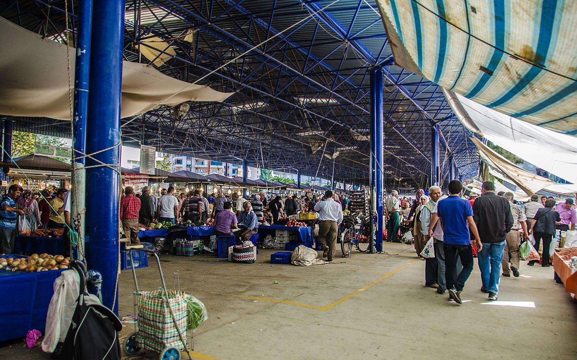 kumluca cuma pazarı