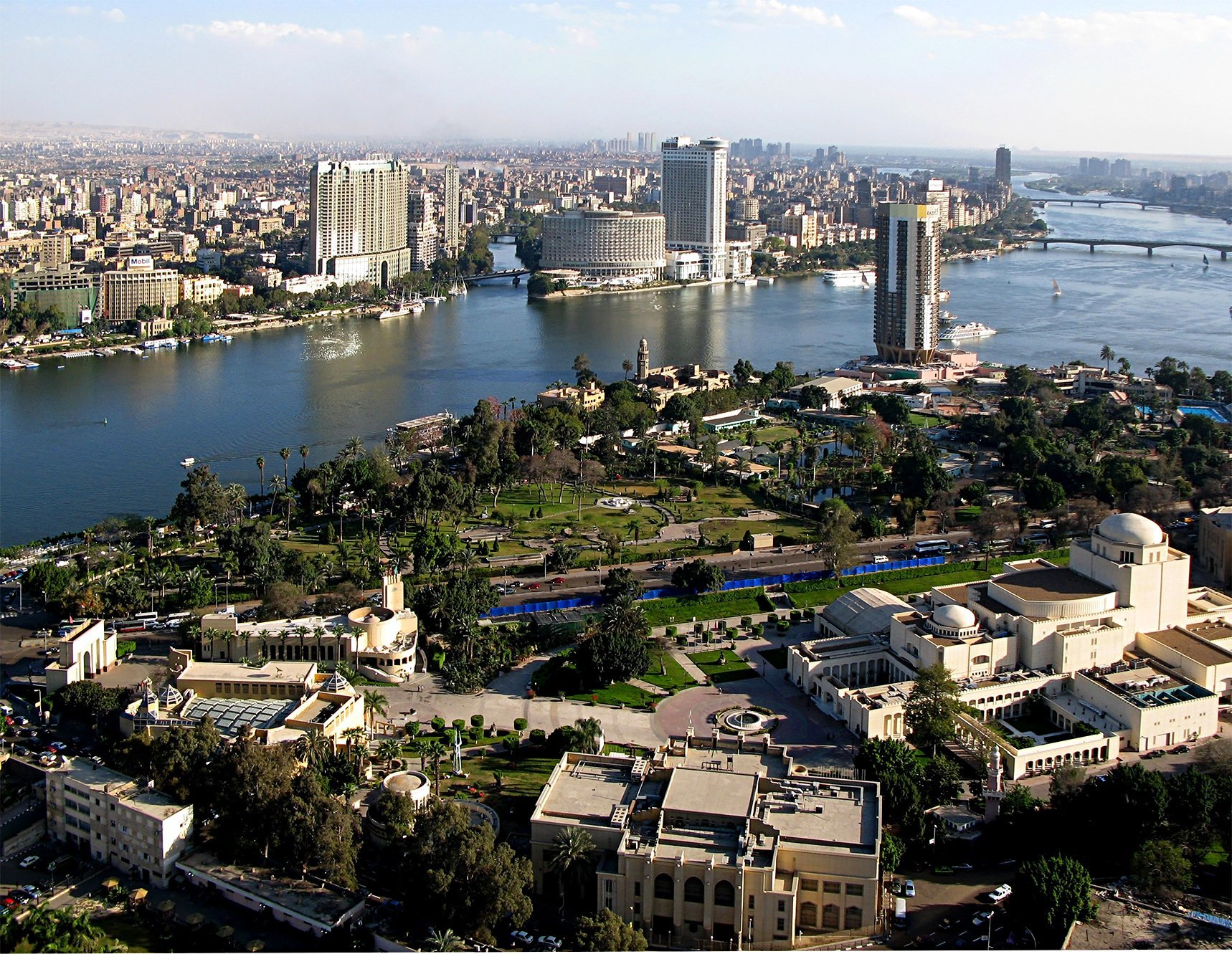 mısır-kahire