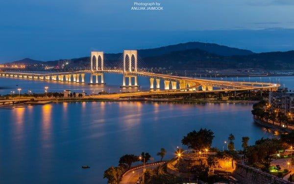 köprü manzarası