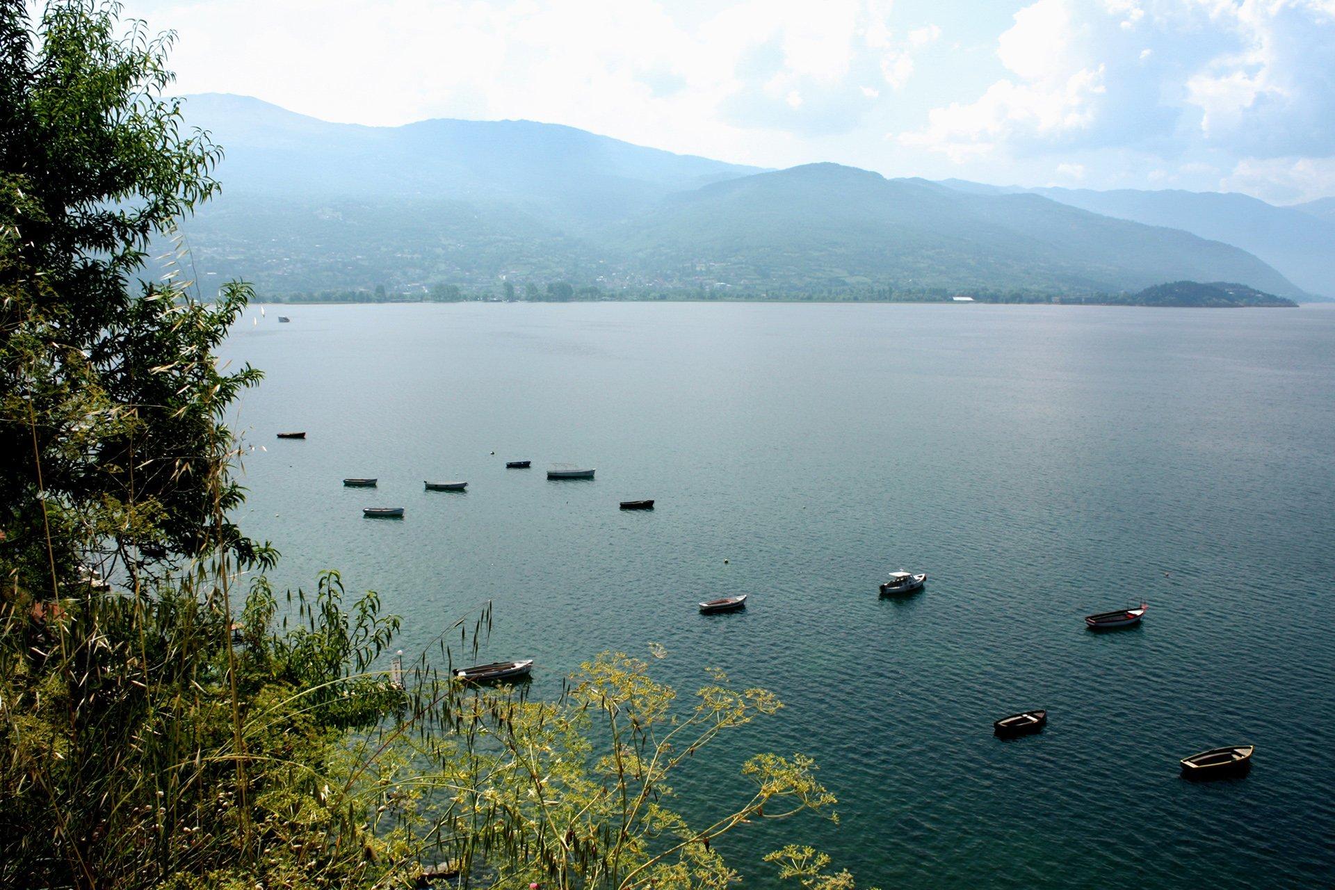 makedonya – ohri gölü