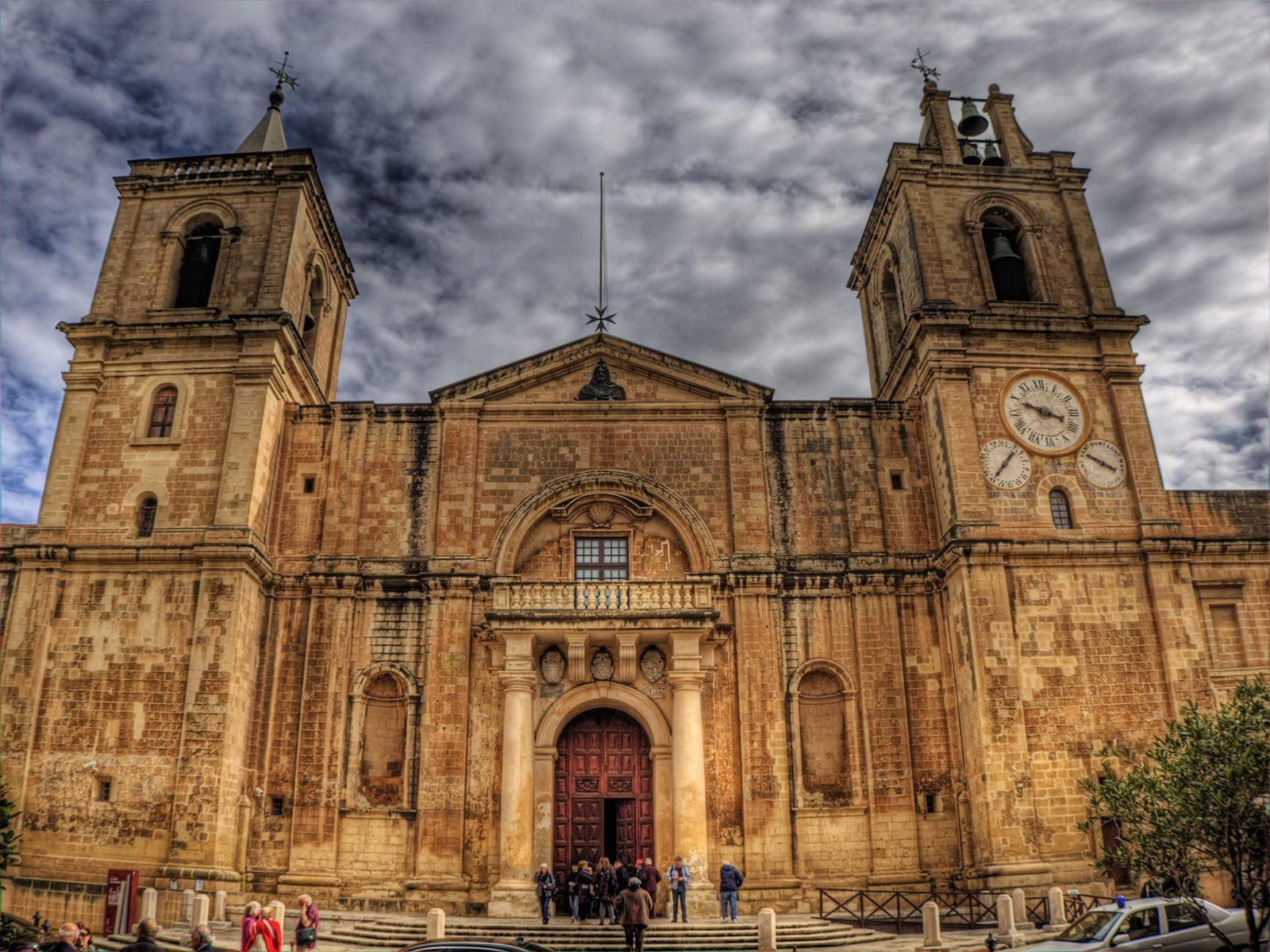 malta katedral