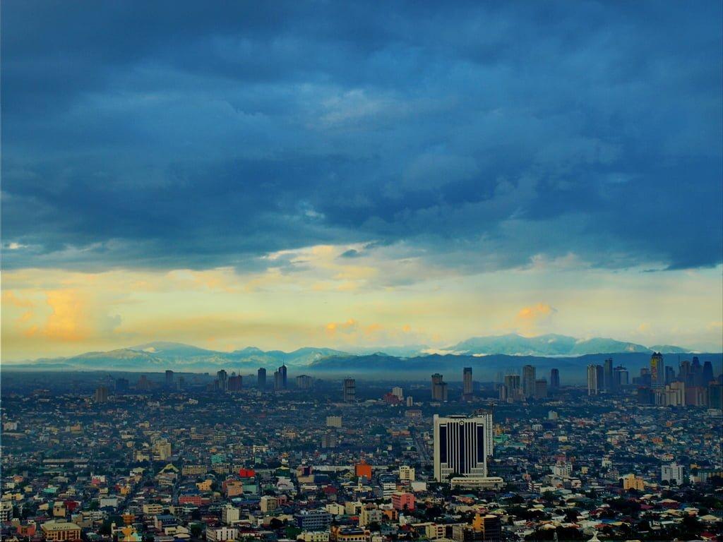 manila şehri