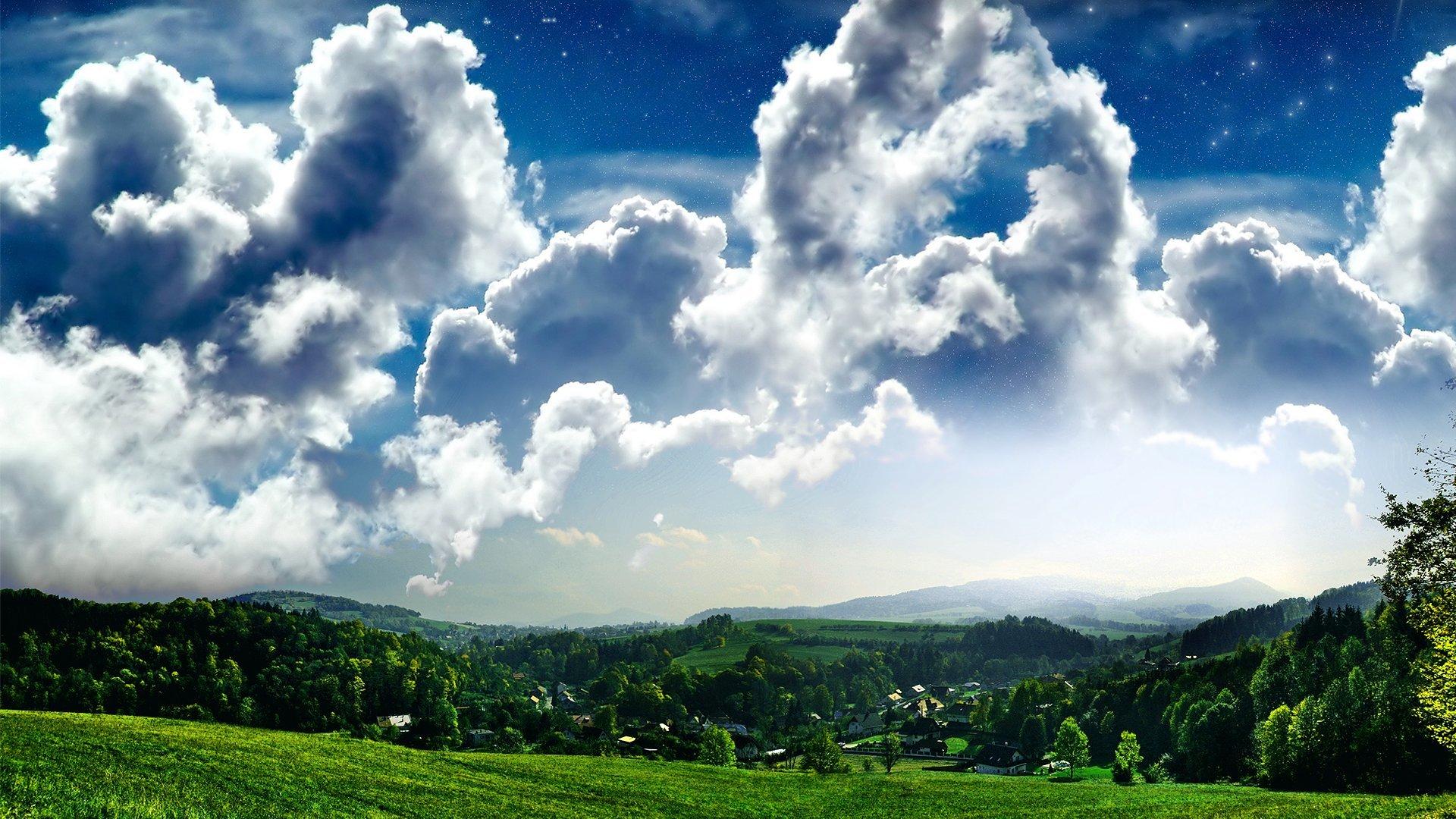 Panoramik Manzara