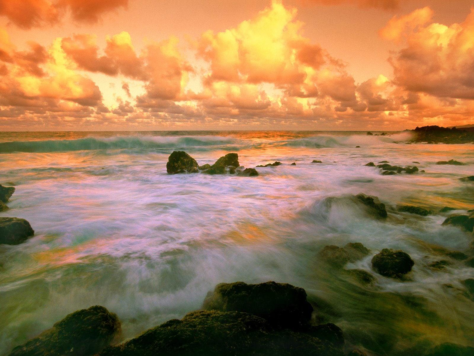 Gün Batımı Denize Yansıması