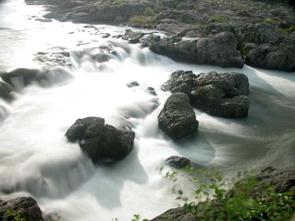 Suyun Akış Hızı Manzarası