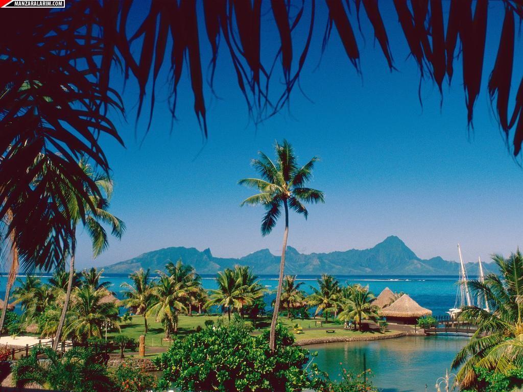Island-Tahiti