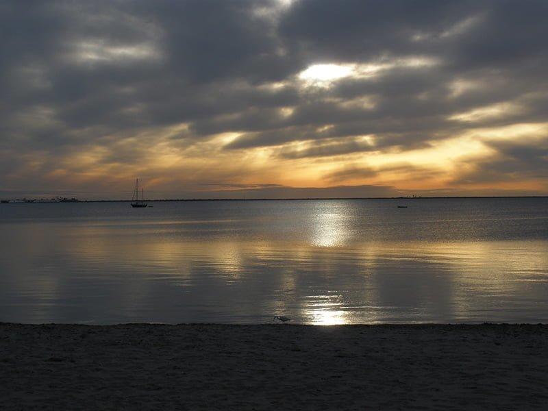 mar menor sahil