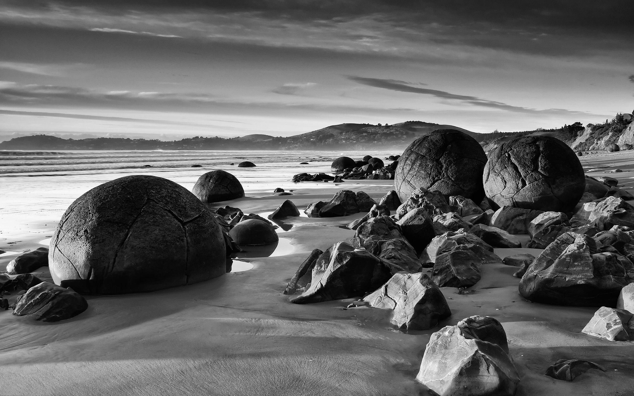 Sudaki kayalıklar-2