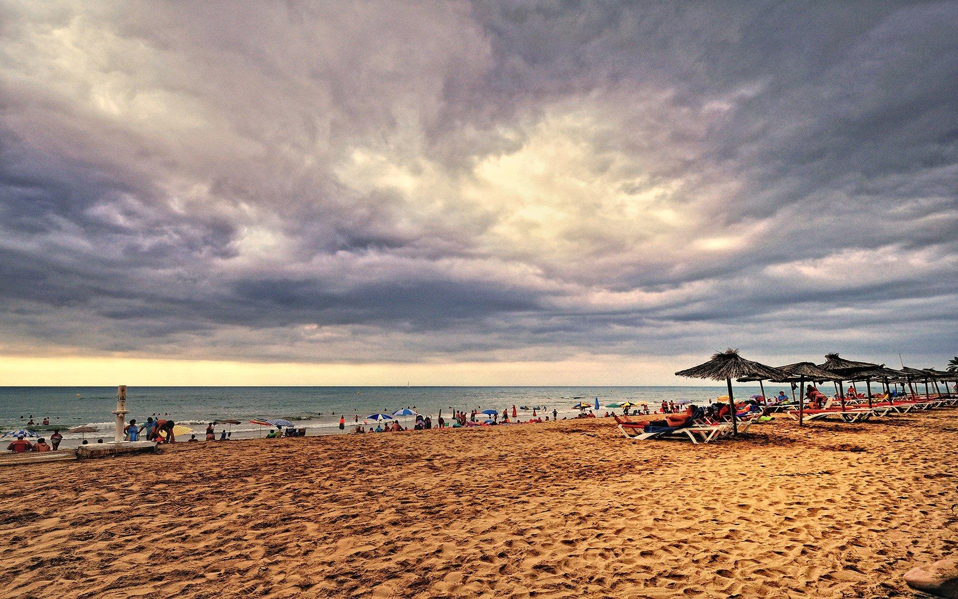 oropesa plajı