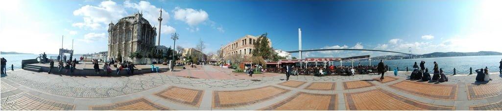 Ortaköy Panorama