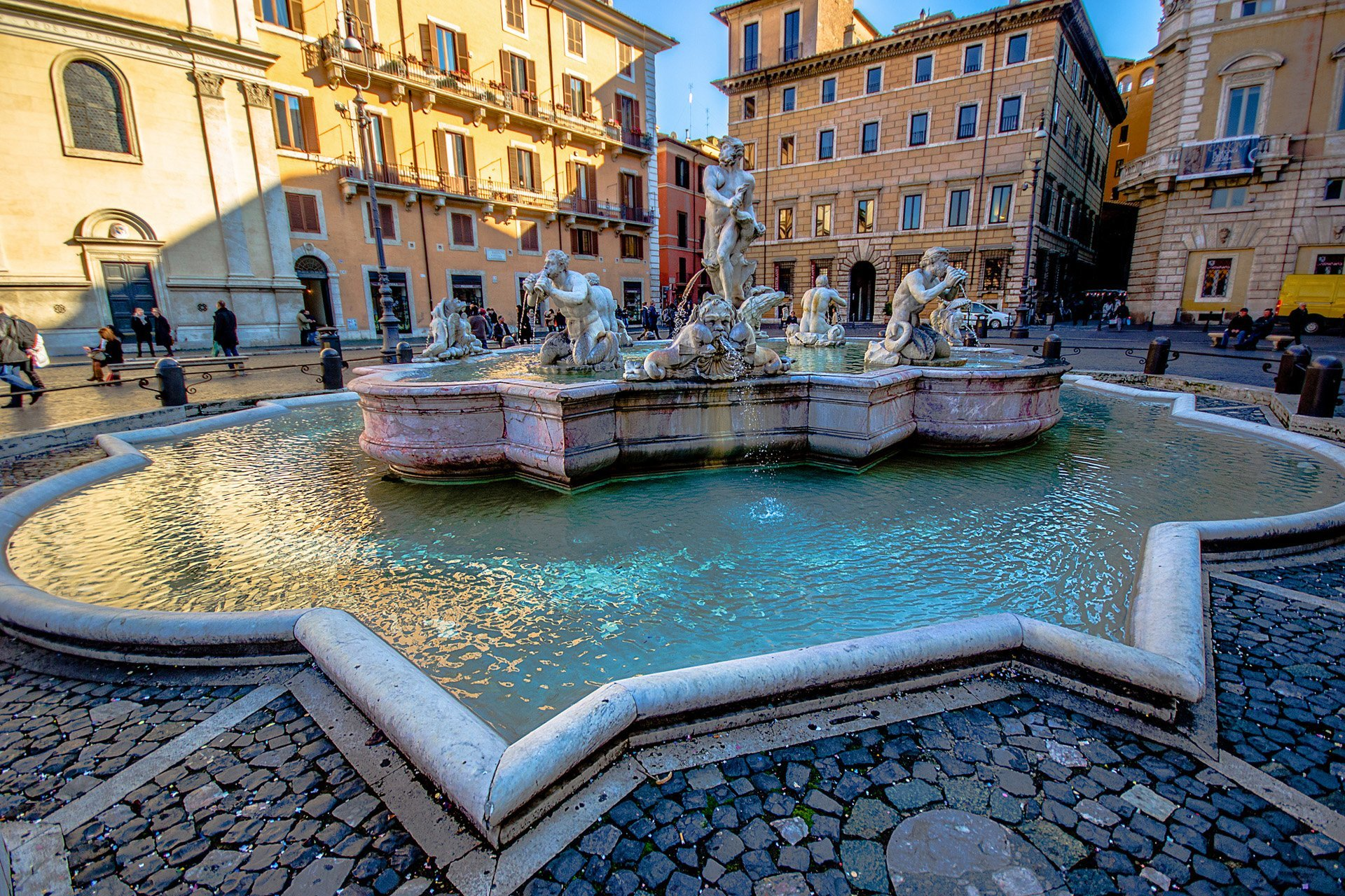 piazza navona resimleri