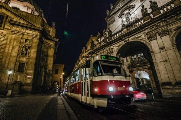 gece tramvayı