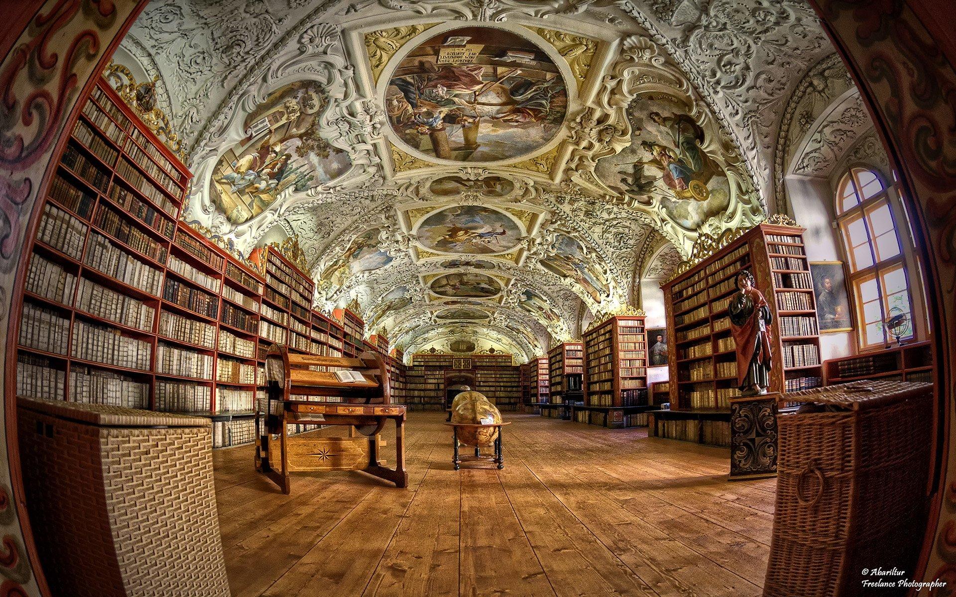 prag kütüphane