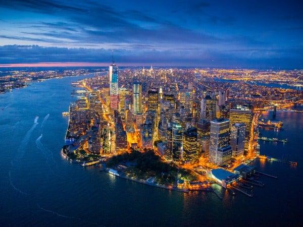 rüya şehir manhattan