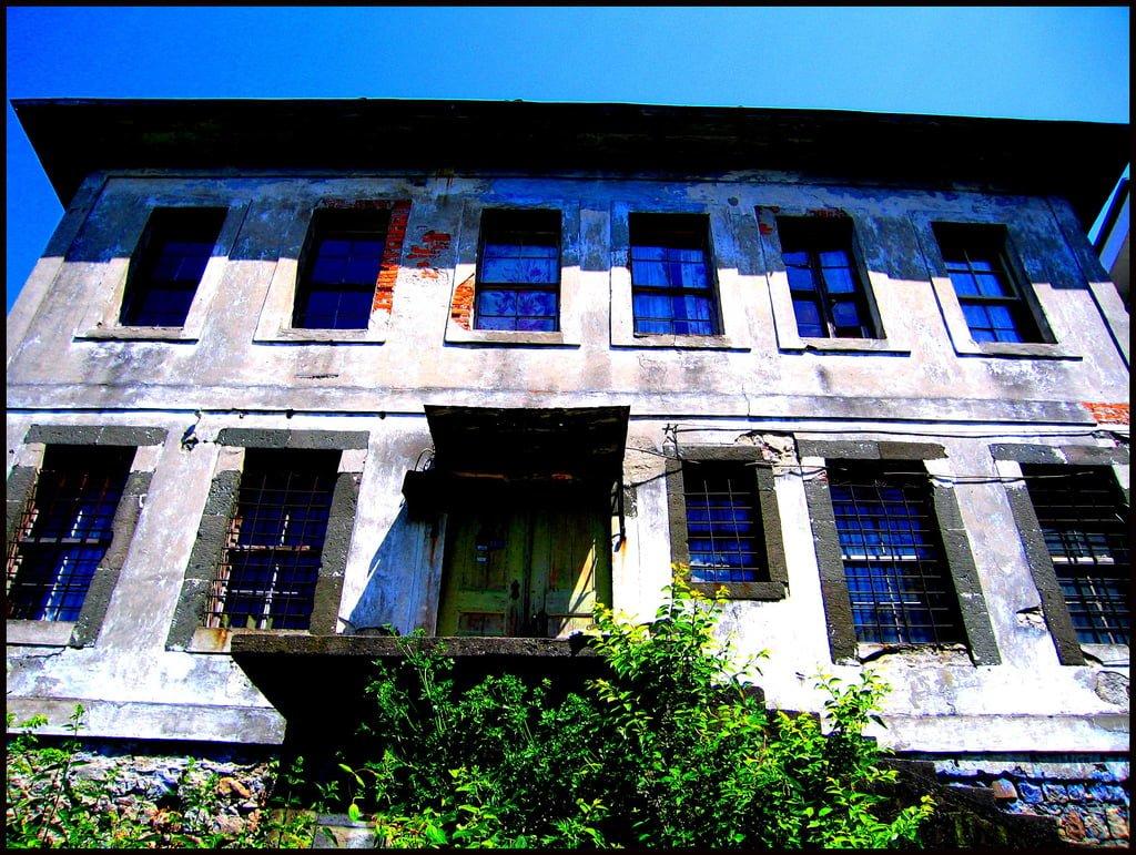 rize eski ev