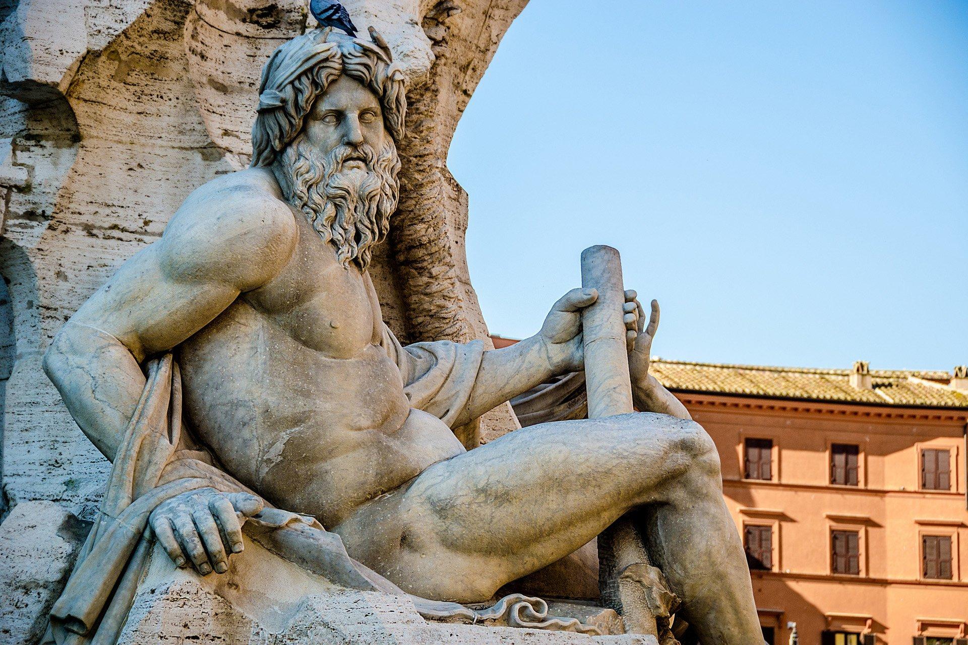roma heykel