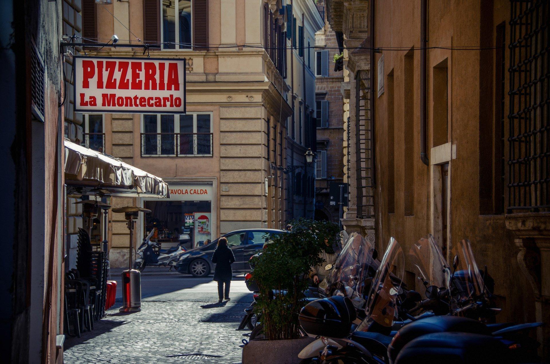 roma pizzacı