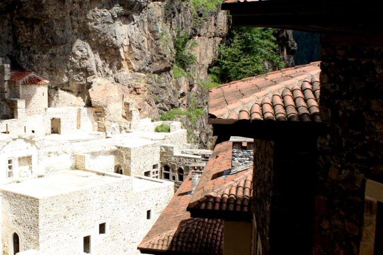 sümela manastırı resimleri