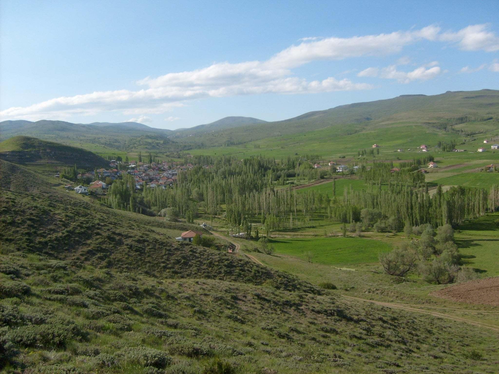 Emlak Hüyük Köyü-Sivas