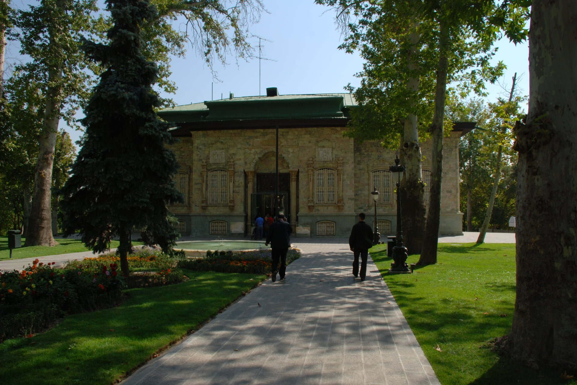 sadabat sarayı resimleri