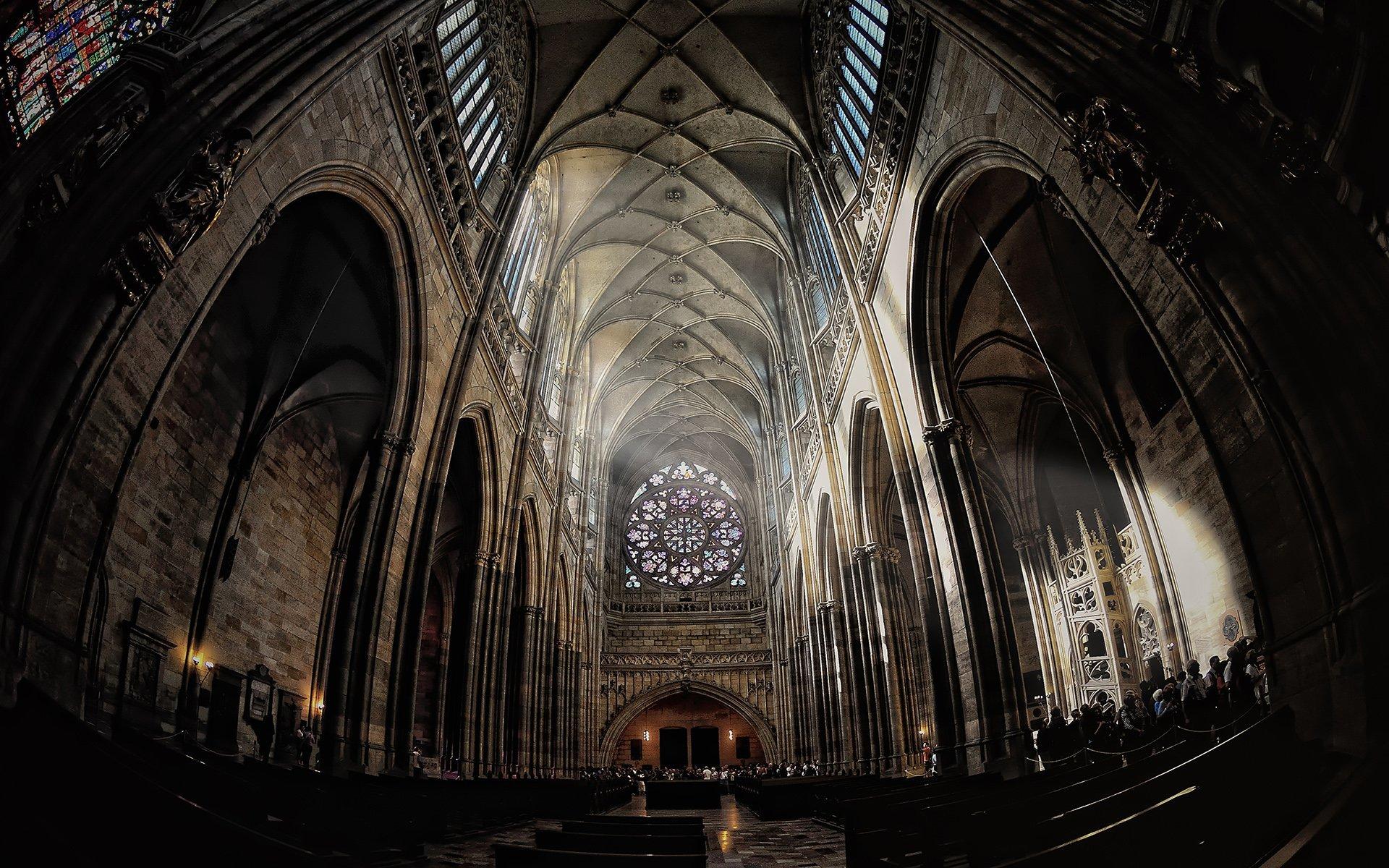 saint vitus katedrali
