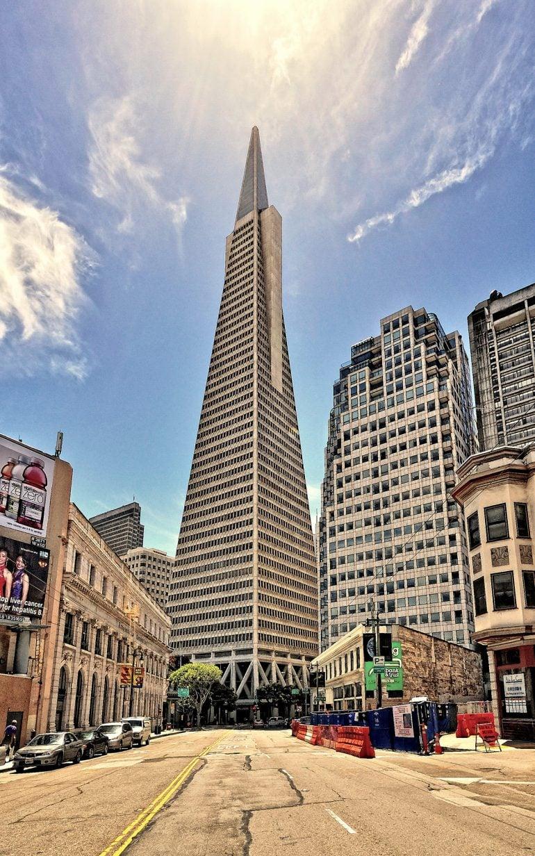 san francisco en yüksek bina
