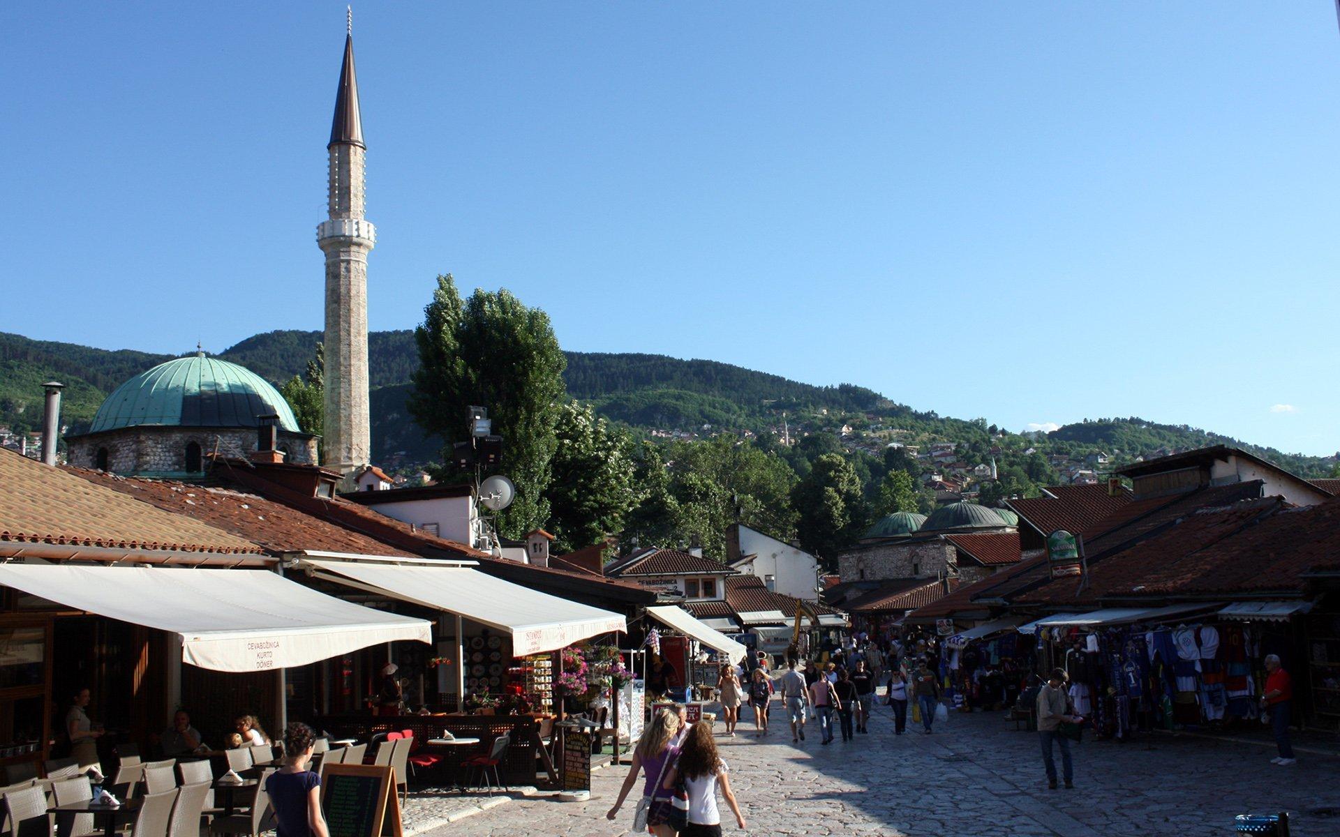 saraybosna osmanlı pazarı