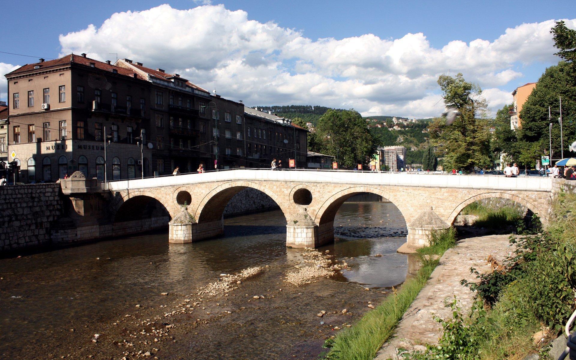 saraybosna taş köprü