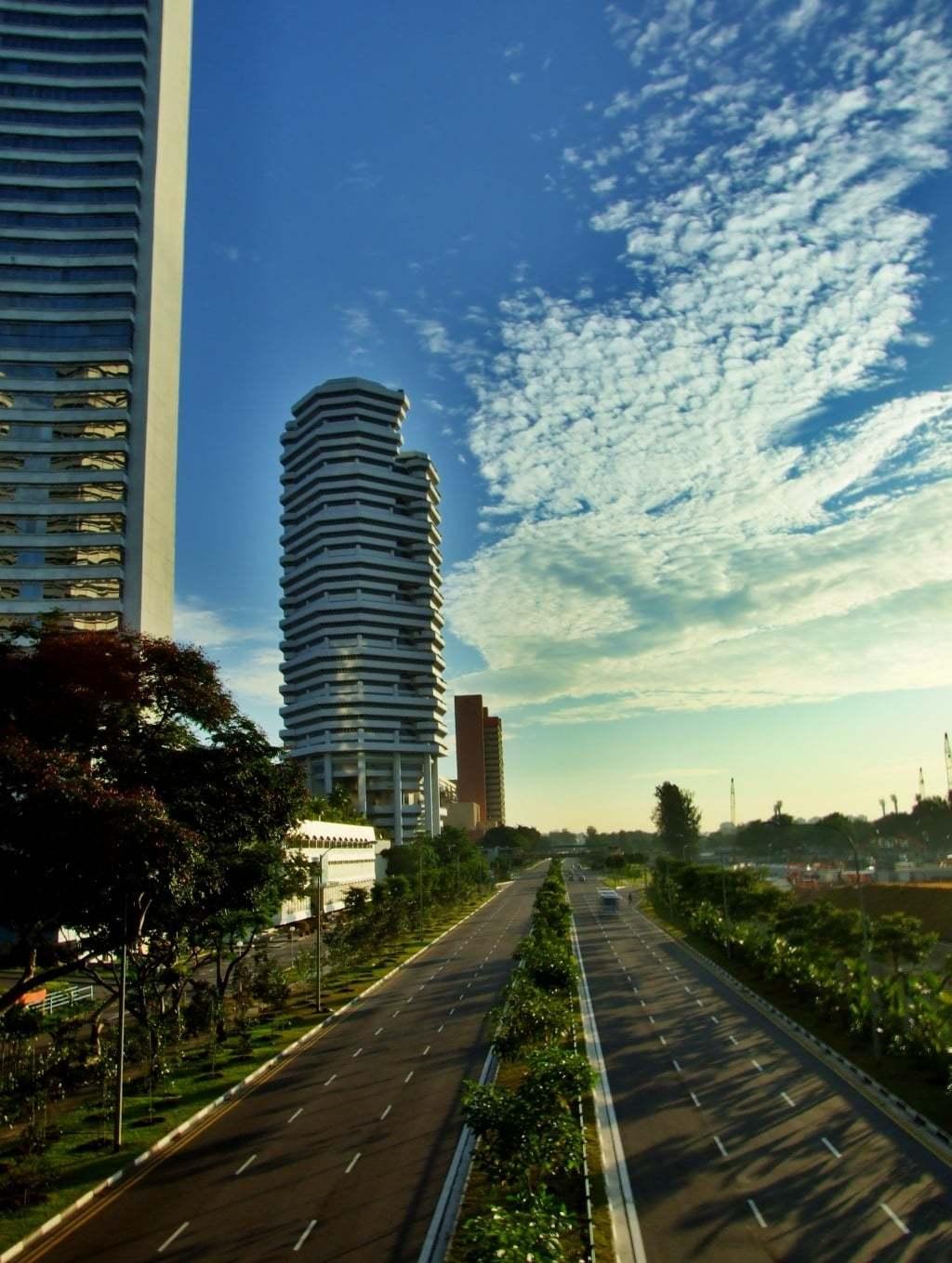 singapur yol