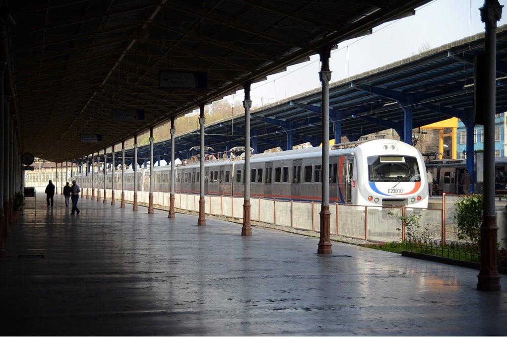 sirkeci tren istasyonu resimleri