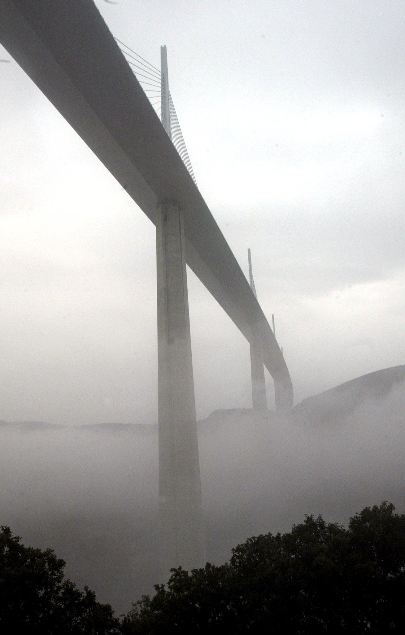 sisli büyük viyadük.