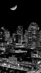 siyah beyaz gece 1080x1920