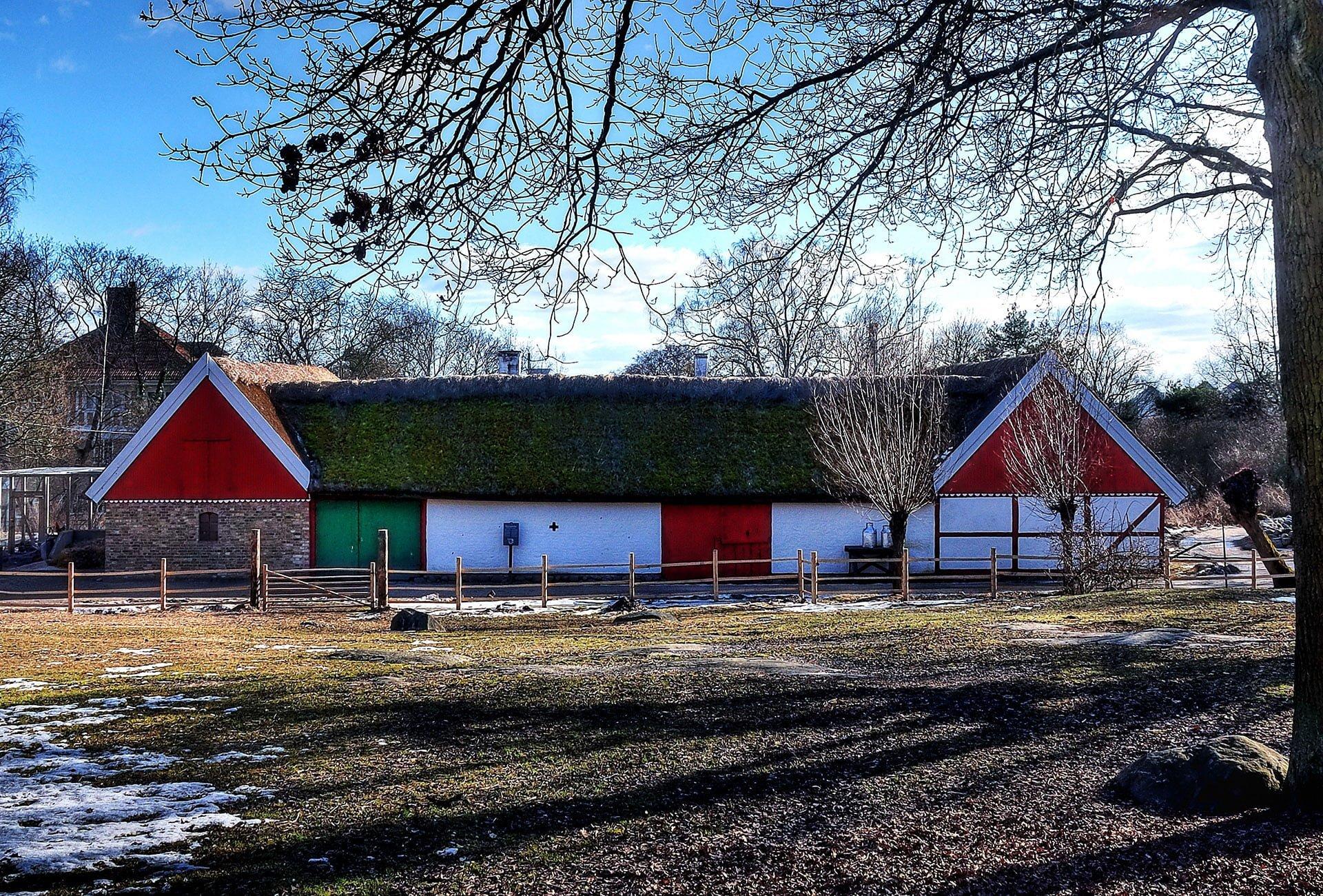 skansen çiftlik evi