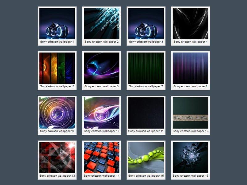 Sony Ericsson 960×854 Wallpaper (2)