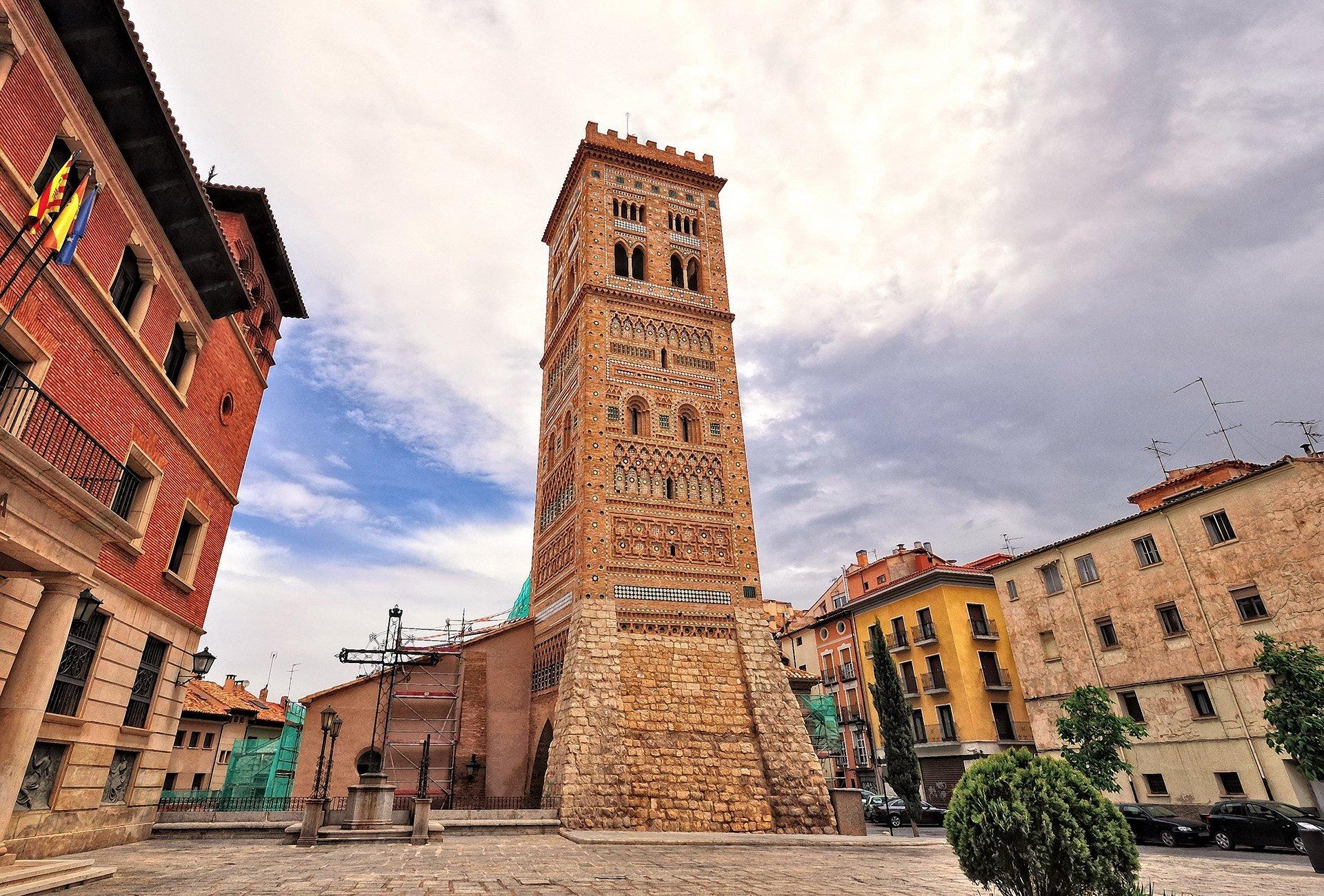 st martin mudejar kulesi
