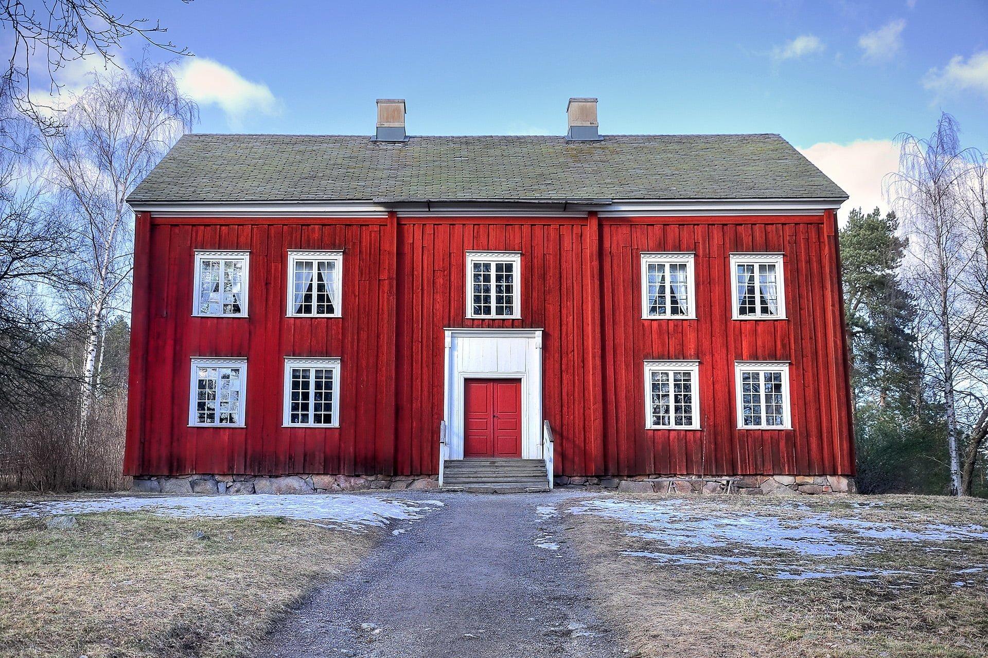 stockholm çiftlik evi