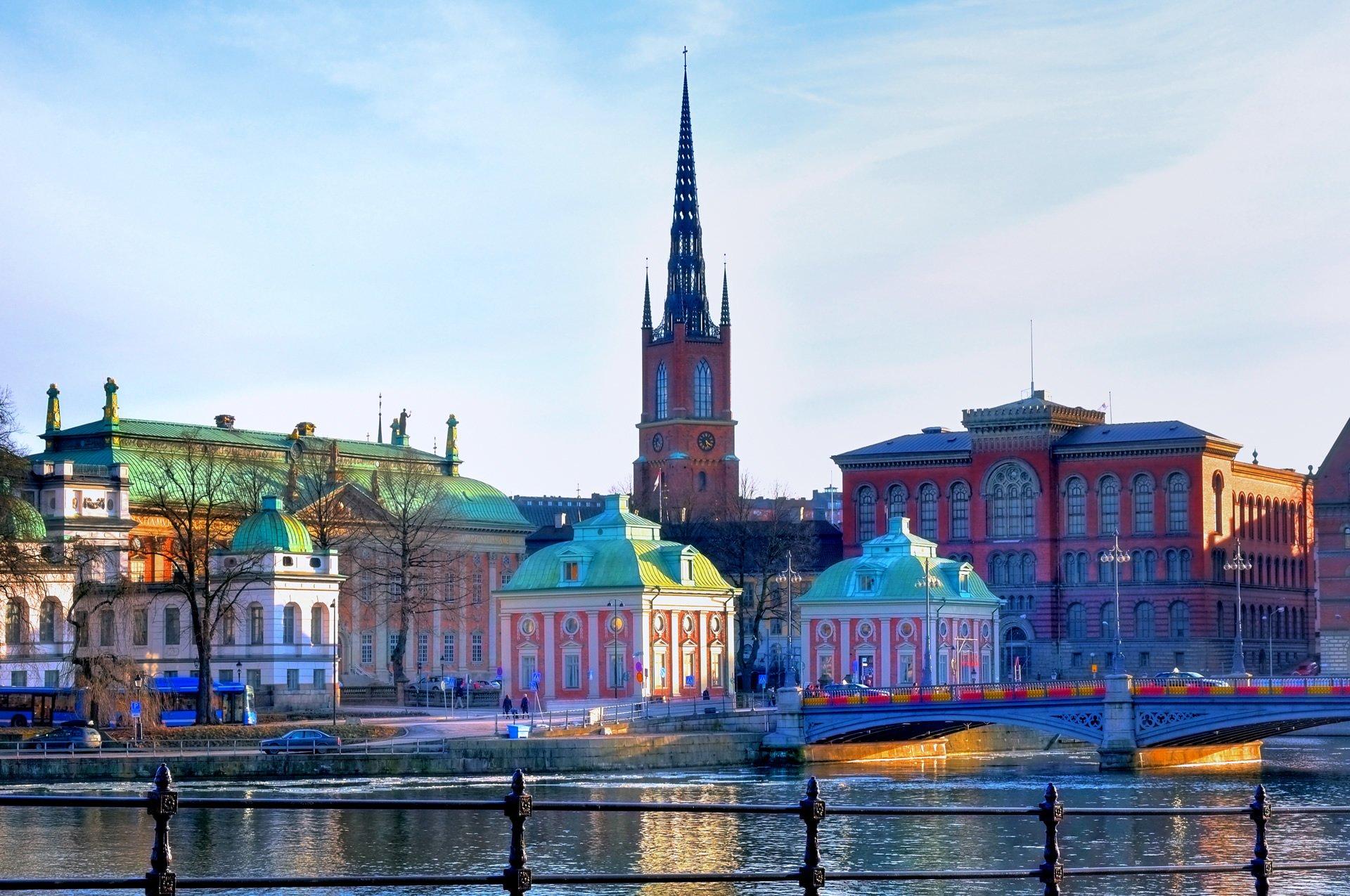 stockholm görüntüleri