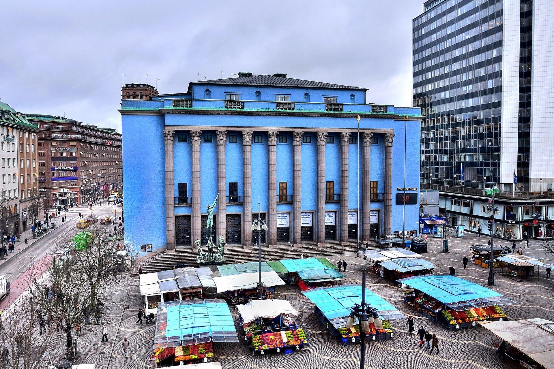 stockholm konser salonu
