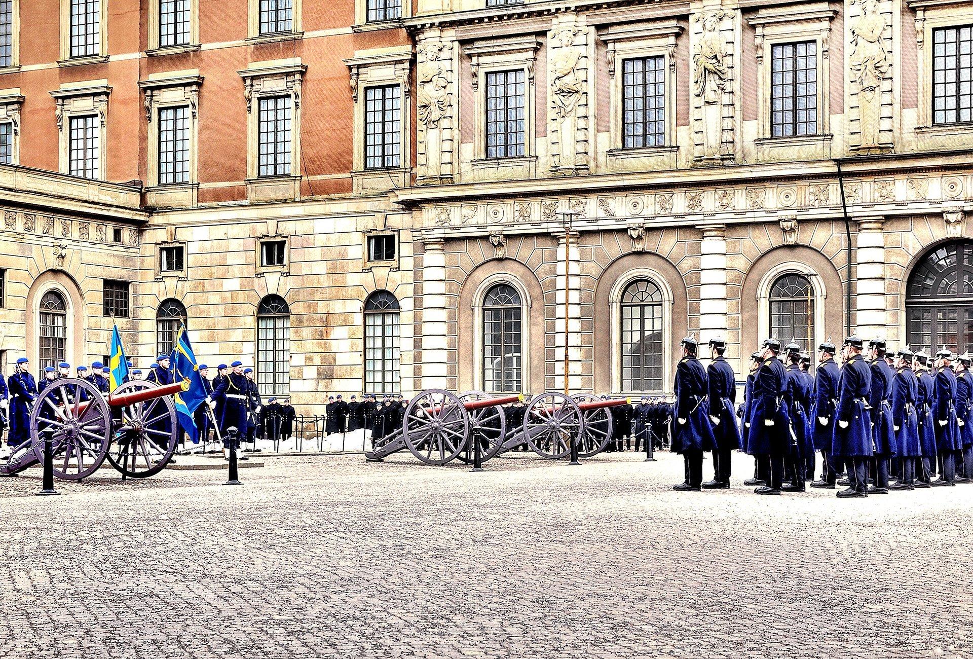 stockholm kraliyet sarayı