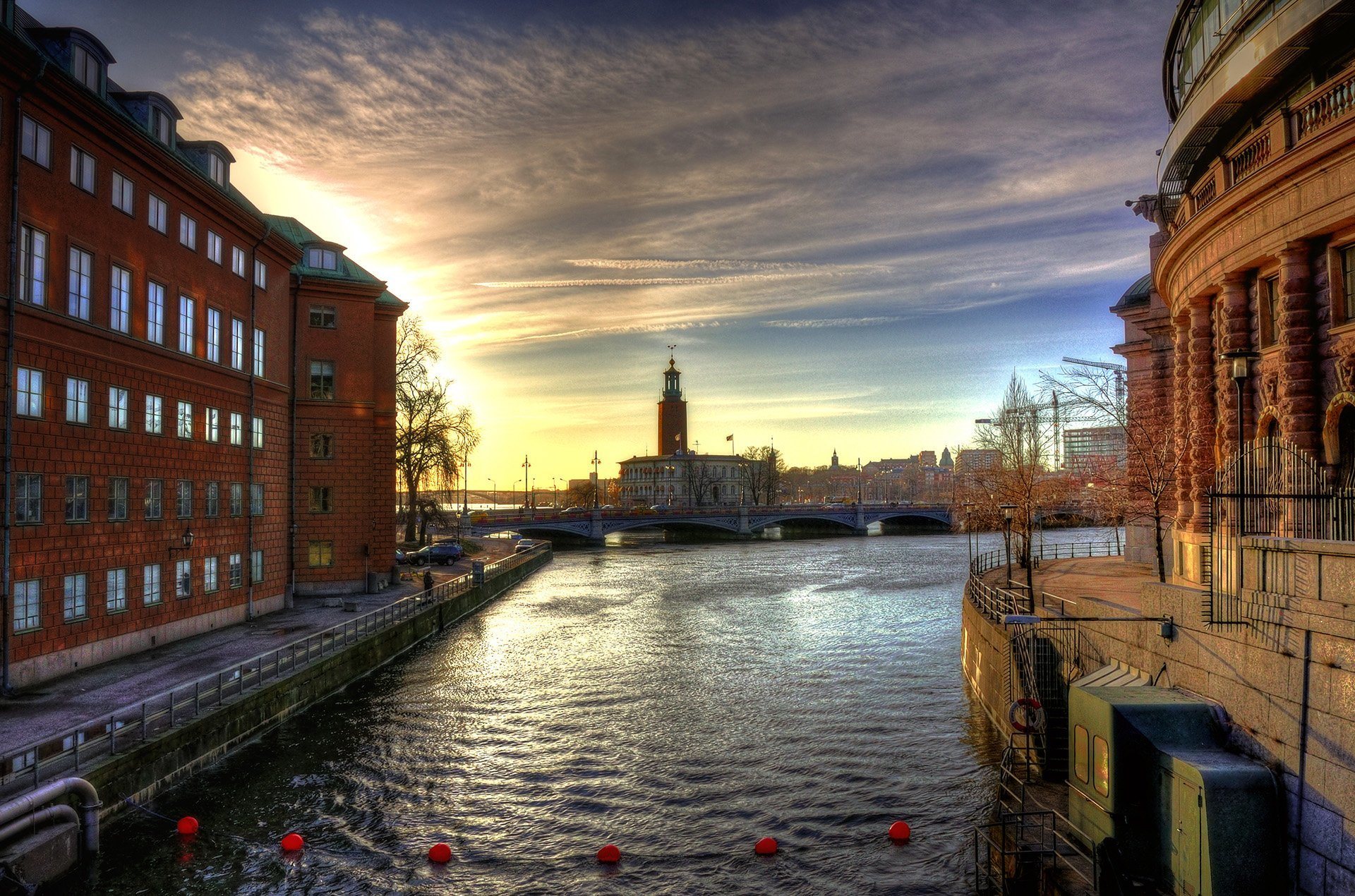 stockholm manzara