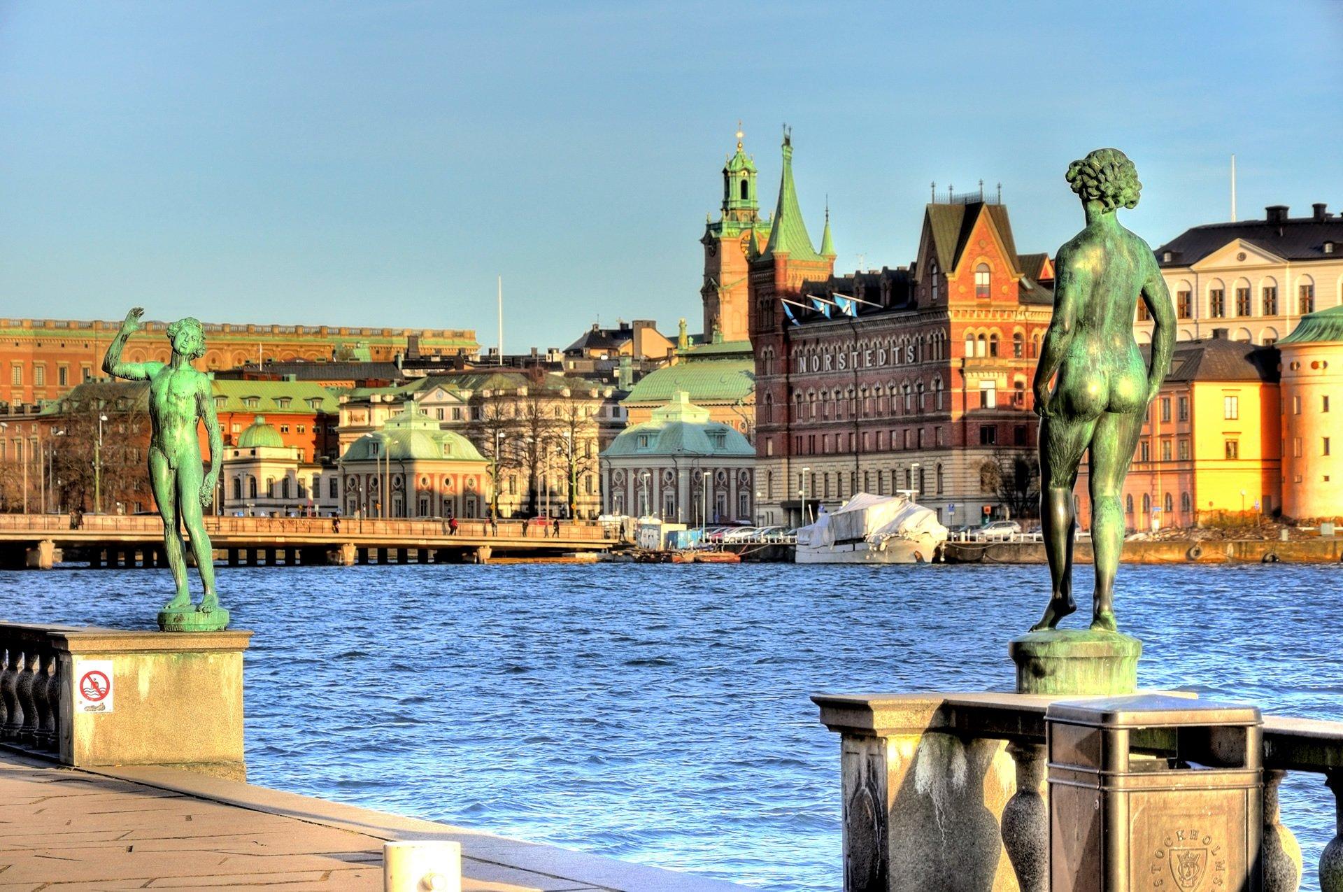 stockholm resmi