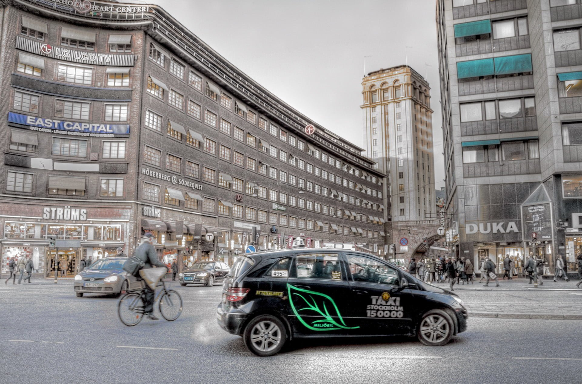 stockholm taxi