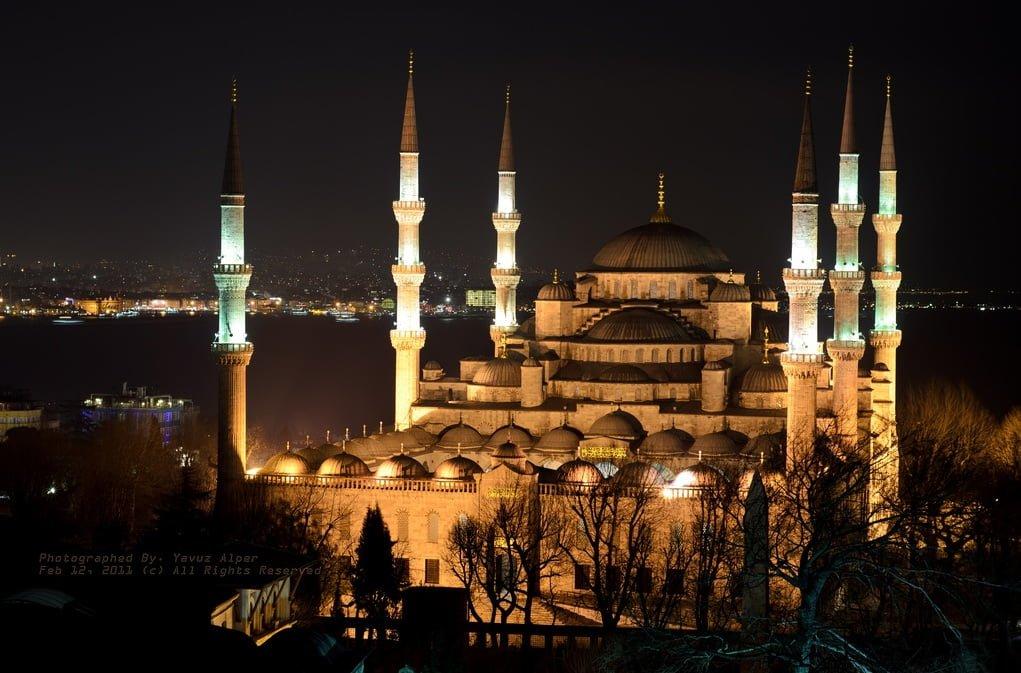sultan ahmet camii resimleri – 5