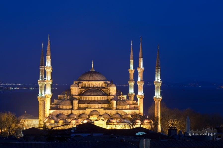 sultan ahmet camii resmi