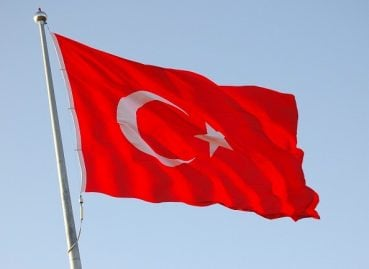 türk bayrağı görüntüsü