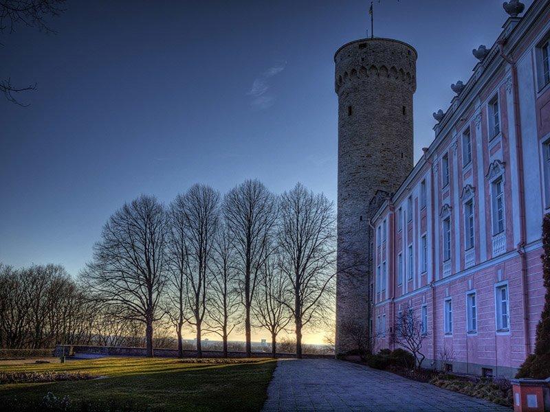 tall hermann kulesi