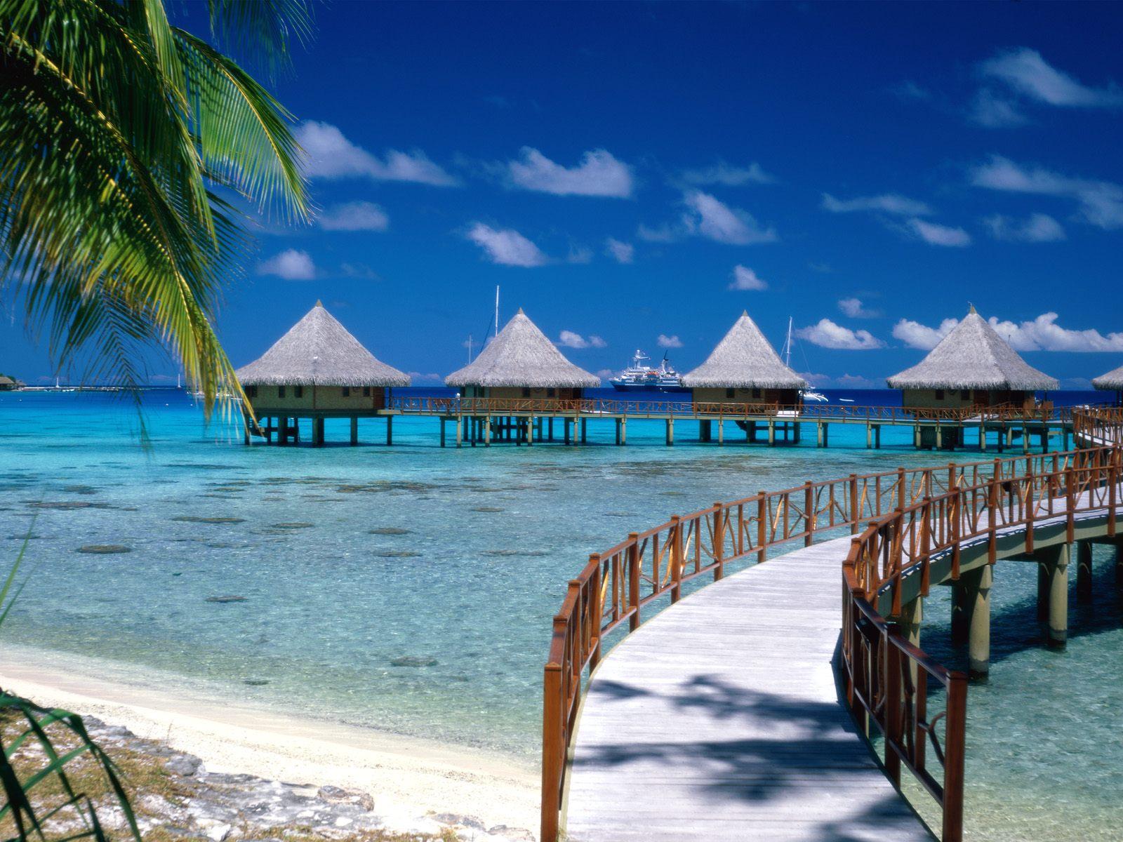 Denizin Üstündeki Dinlenme Yeri
