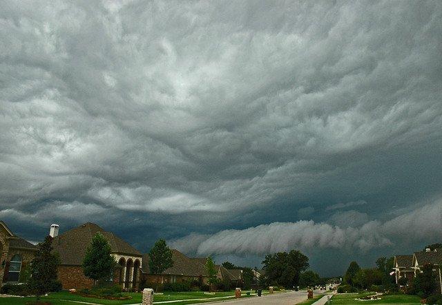 teksas tornado