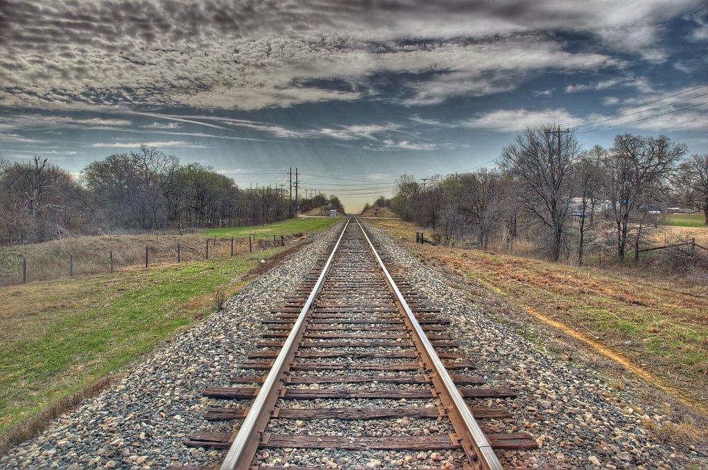 texas tren rayları